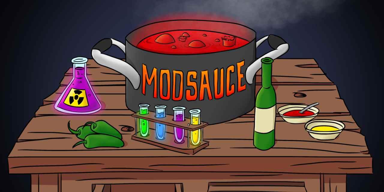 Foxcraft Modsauce Server Modsauce%20Drawing